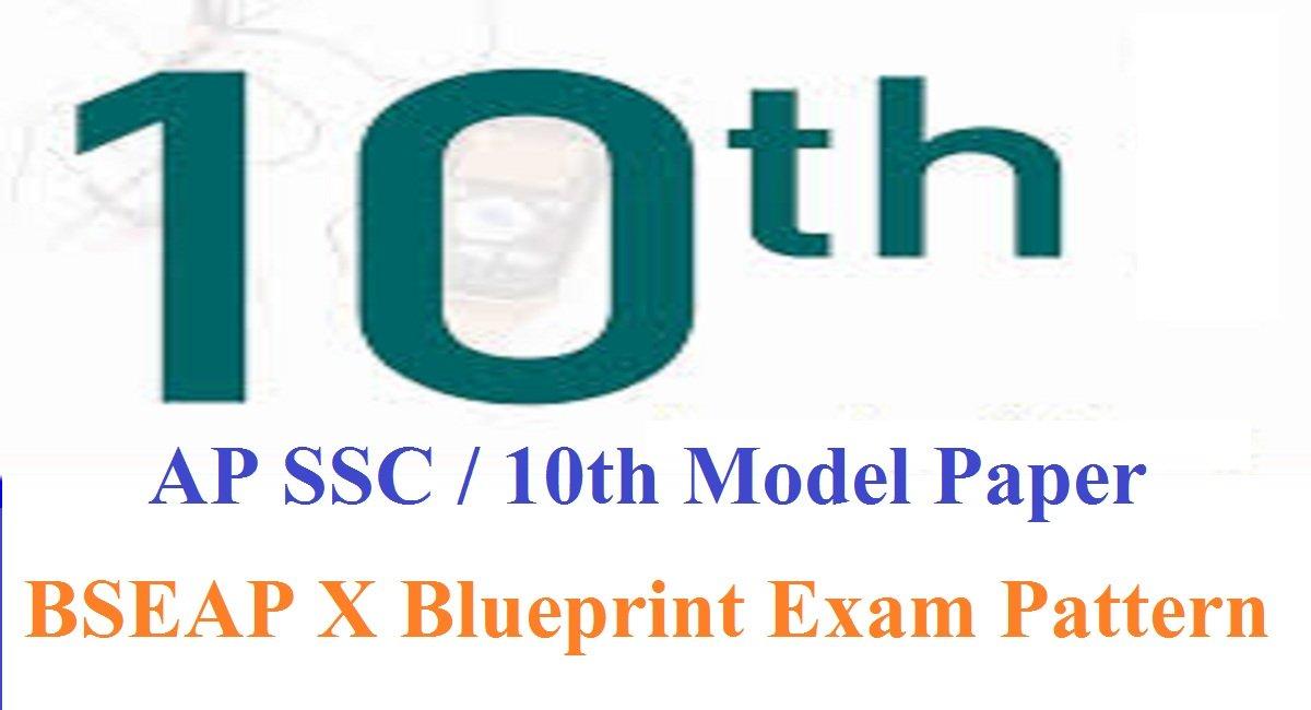 AP SSC Question Paper 2021 BSEAP 10th Guess Paper 2021 AP SSC Exam Pattern 2021