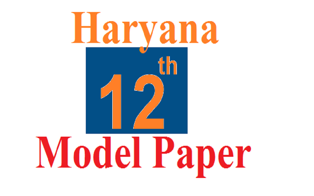 Haryana 12th Question Paper 2021 HBSE XII Exam Pattern 2021 Blueprint Hindi English PDF
