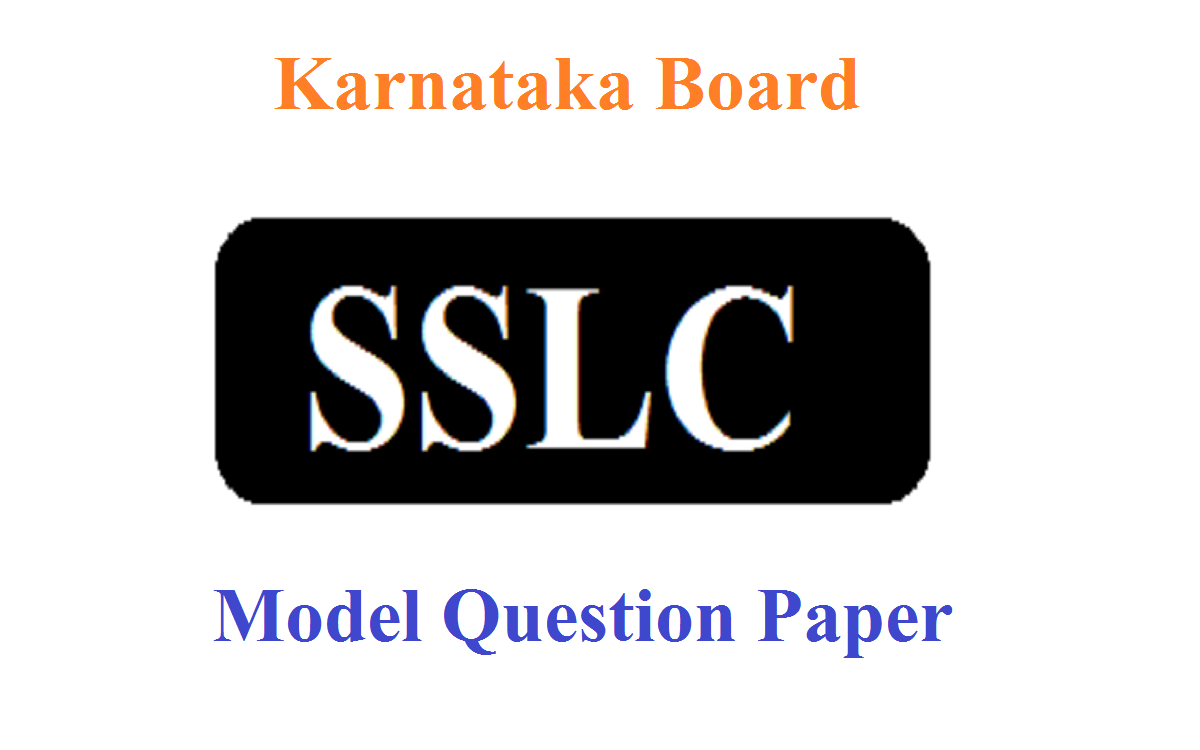 KAR SSLC Question Paper 2021 KSEEB 10th Exam Pattern 2021 Blueprint
