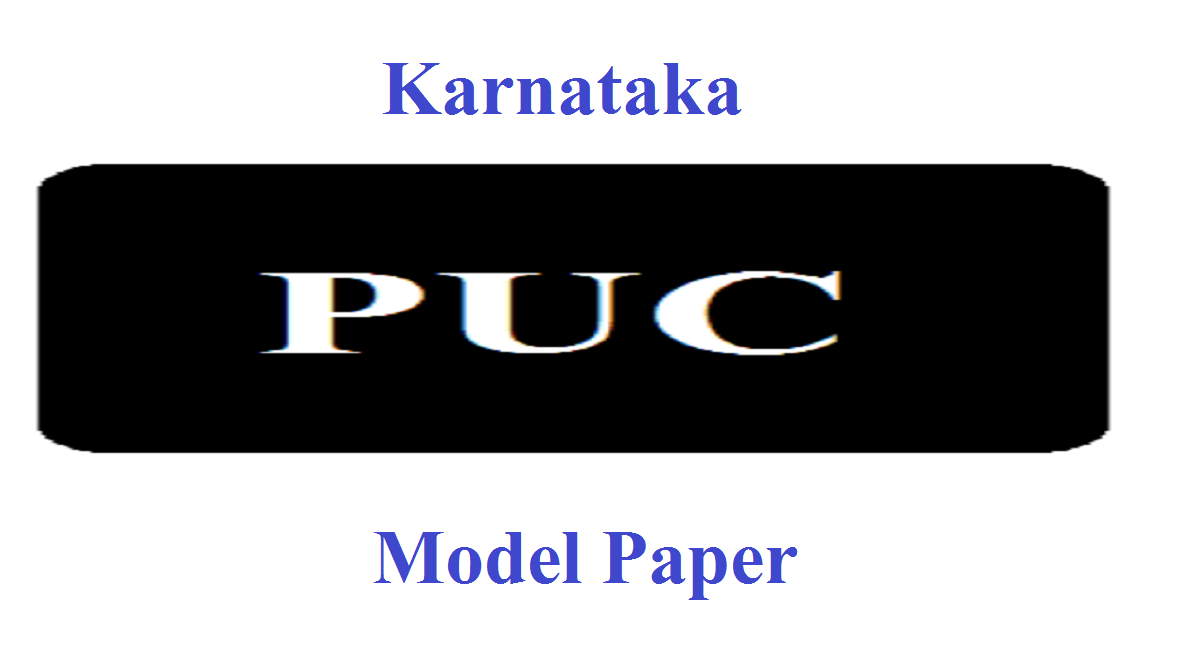 PUC Question Paper 2021 Kar PUC Exam Pattern 2021 Blueprint