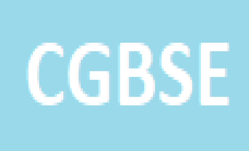 CGBSE 12th Sample Question Paper 2021 सीजीबीएसई 12 वीं मॉडल प्रश्न पत्र 2021